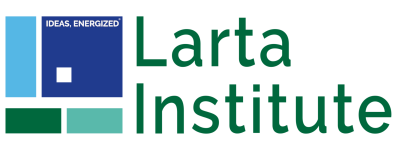 Larta Institute logo
